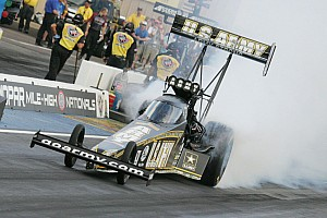 NHRA Race report Long day at Thunder Valley Nationals for Schumacher, Brown