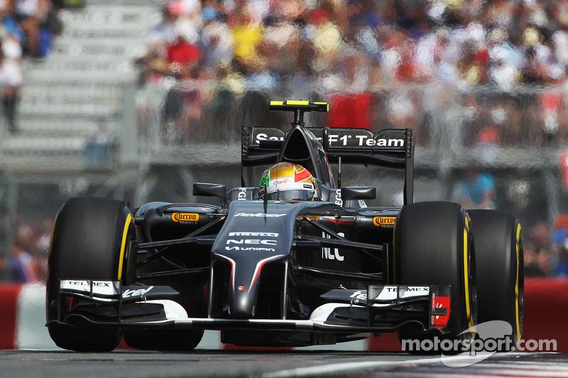 After a long break, Sauber return to Spielberg