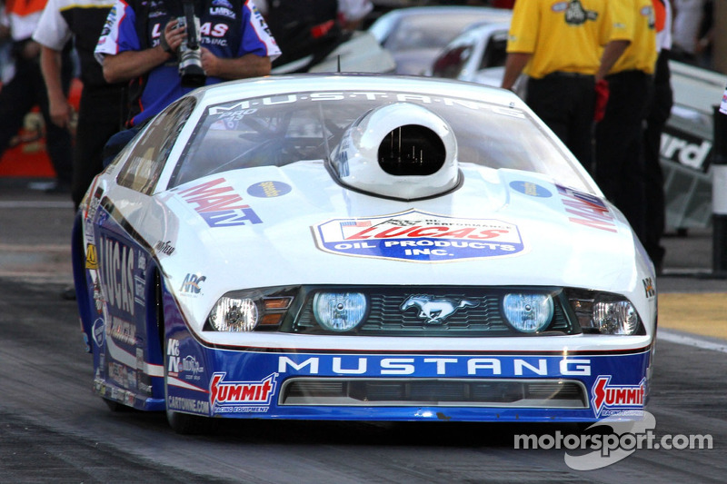 Has Larry Morgan's Pro Stock team turned the corner?