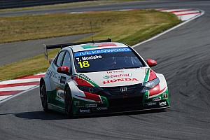 WTCC Preview Monteiro heading to one of his favorite tracks