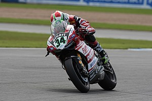 World Superbike Practice report Giugliano rises to the top in opening day