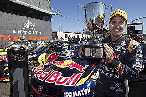 Supercars Race report Jamie Whincup untouchable in Race Two