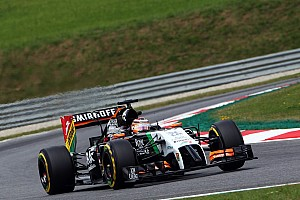Formula 1 Qualifying report Austrian GP: Sahara Force India's Hulkenberg qualify inside the top