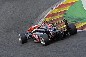 F3 Europe Race report Full house for Verstappen at Spa