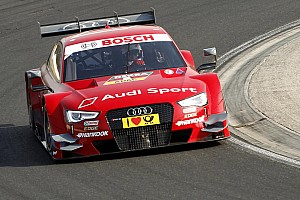 DTM Preview Audi set on winning at the Norisring