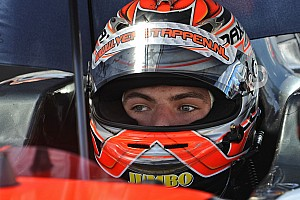 F3 Europe Race report Max Verstappen twice on pole position