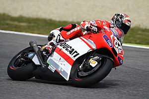 MotoGP Race report Superb race by Dovizioso at TT Assen to take runner-up slot, Crutchlow ninth