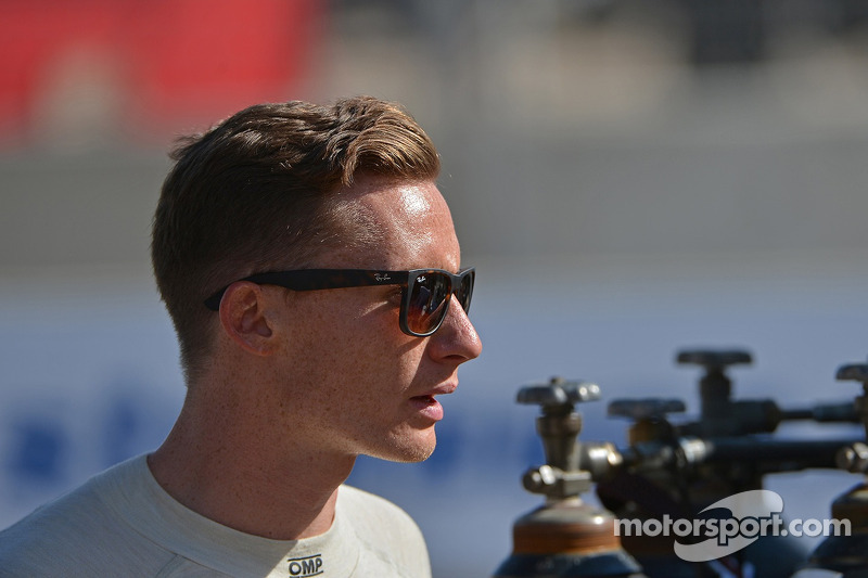 IndyCar driver Mike Conway joining Dragon and Formula E