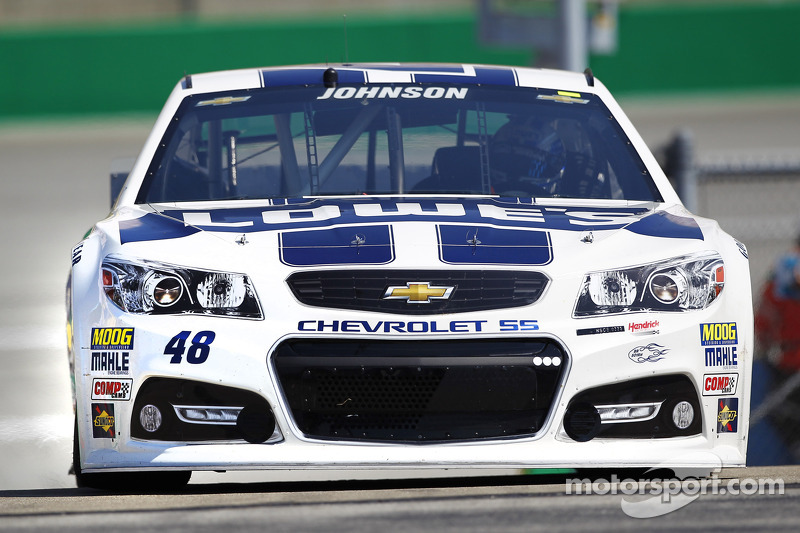 Jimmie Johnson Chevy >> In His Own Words Jimmie Johnson Going For Number Four