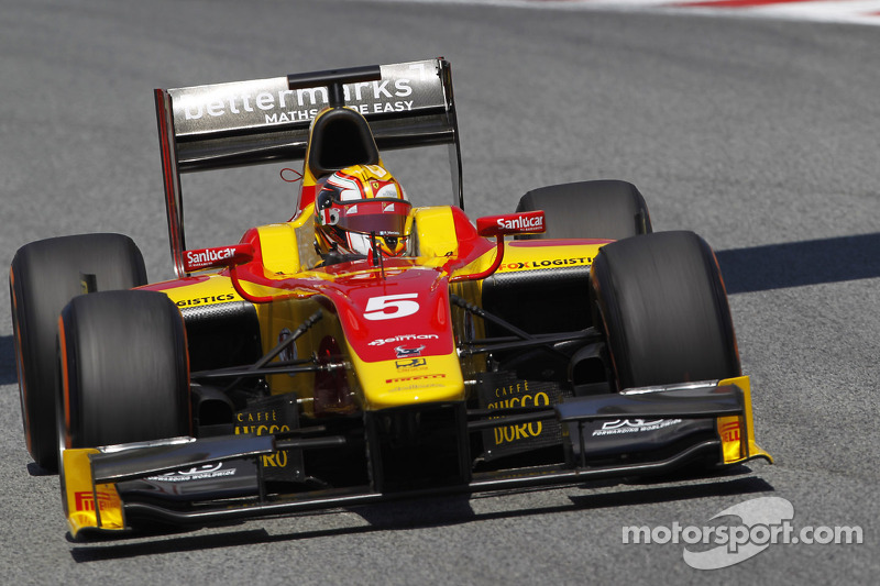 Marciello flies to Silverstone pole
