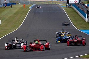Formula E Testing report Lucas Di Grassi leads the way in second Donington Park test