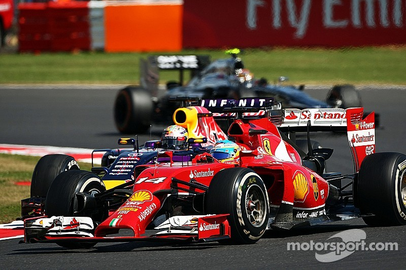 Fittipaldi tells Alonso to stay at Ferrari
