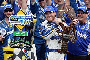 NASCAR Cup Preview Can Vickers repeat at the Magic Mile?