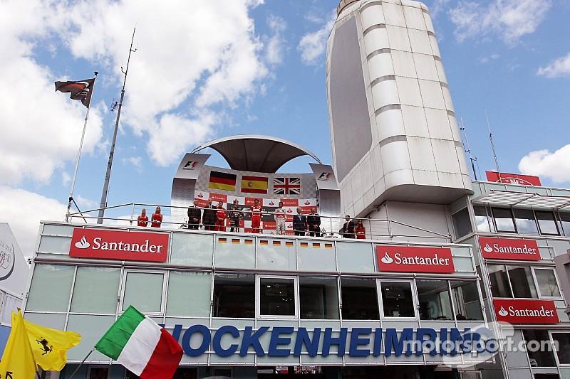 Weekend could be last blast at 'new' Hockenheim