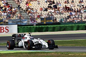 Formula 1 Qualifying report Bottas finished second with Massa third in a very hot qualifying session at Hockenheim
