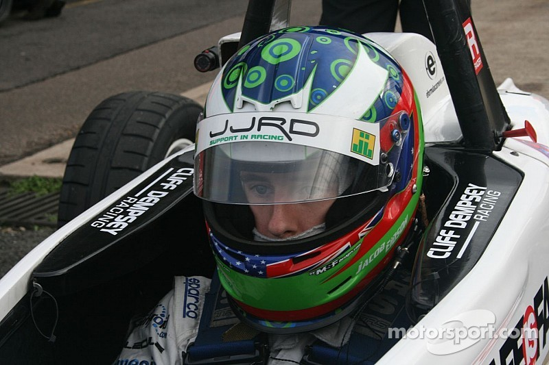 First-Time winners Eidson and Latorre share the USF2000 honors in Toronto