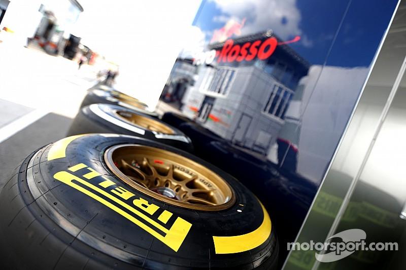 Pirelli announces compounds for Belgium, Italy and Singapore