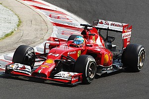 Formula 1 Qualifying report Ferrari: Mixed Fortunes in Mogyorod