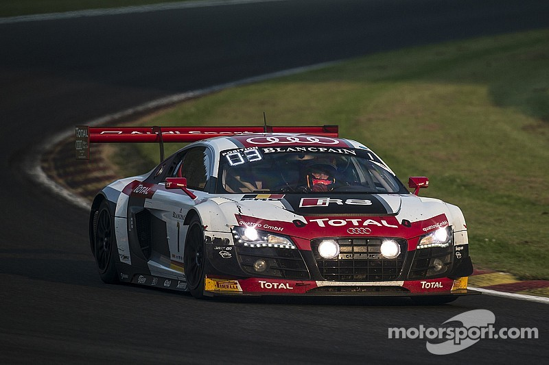 24 Hours of Spa halfway report - Audi leads the way
