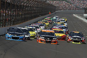 NASCAR Cup Commentary Five things to ponder after the Brickyard 400