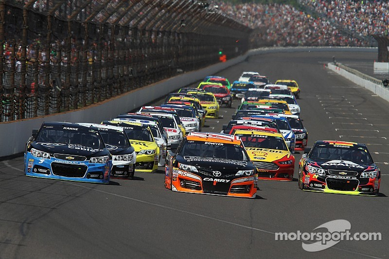 Five things to ponder after the Brickyard 400