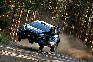 WRC Race report Solid 'finnish' at fiesta-filled Finland