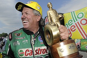 NHRA Race report You can't keep a good (old) man down: Force wins number three in 2014