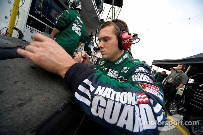 So the National Guard is saving money by cancelling racing sponsorships?
