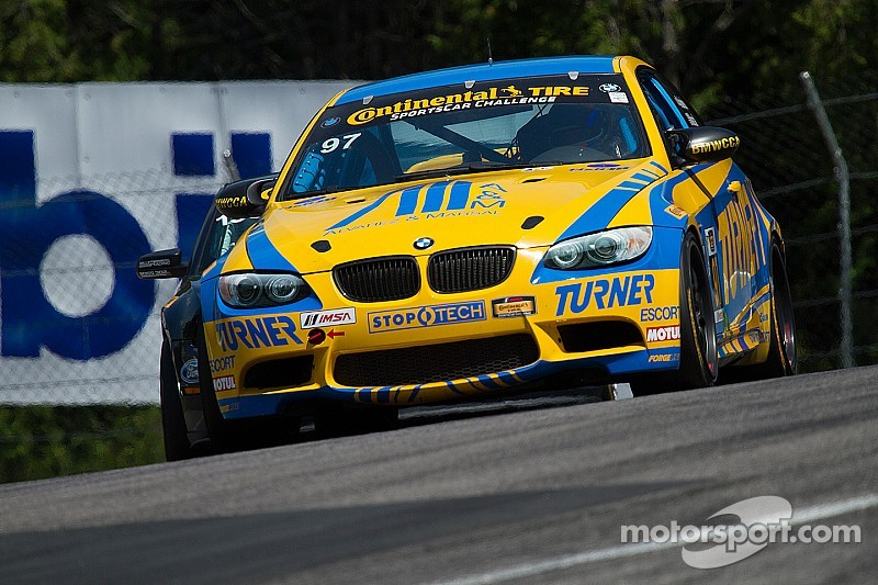 Turner BMWs roll into CTSCC Road America