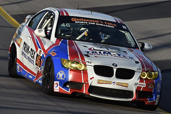 Edwards and Ruscitti top Continental Tire Challenge qualifying