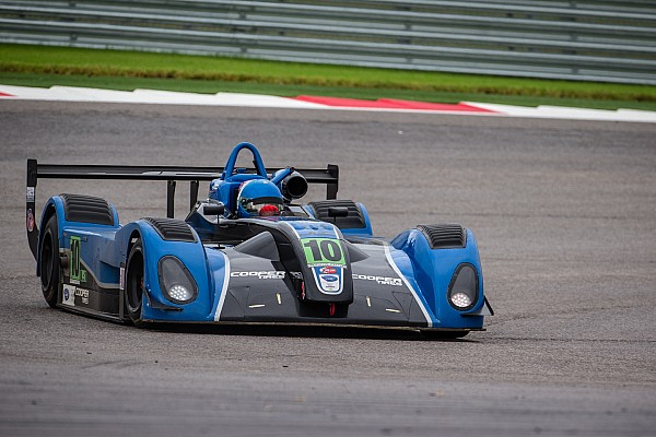 Goikhberg tops Prototype Lites race at Road America