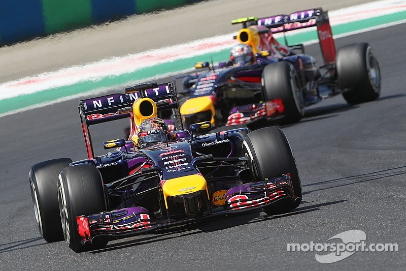 'Unlikely' Red Bull can catch Mercedes - Horner