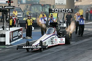 NHRA Preview Top Fuel star Antron Brown ready to make more history at Indianapolis