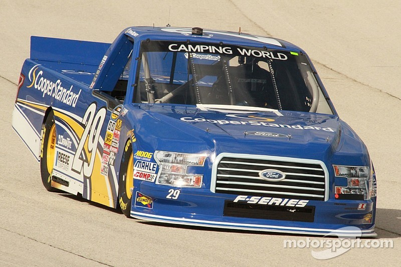 Blaney to drive Wood Brothers Racing famed No. 21 in 2015