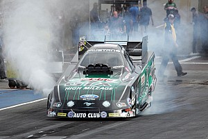 NHRA Qualifying report Again? Really? 65-year-old John Force has the fastest Funny Car in qualifying