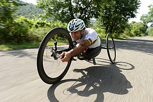 General Interview BMW works driver Alessandro Zanardi takes up the triathlon challenge in Hawaii