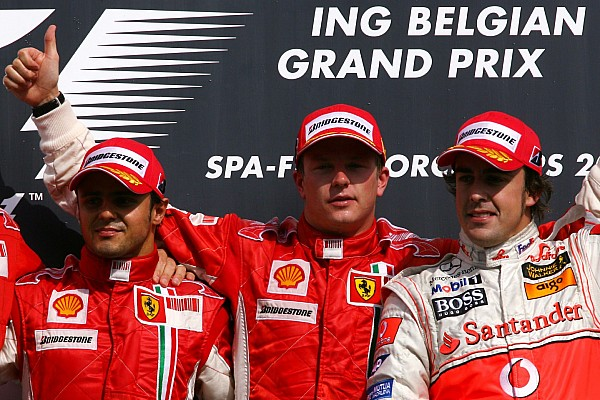 Ferrari: Championship resumes at Spa-Francorchamps