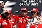 Ferrari: Championship resumes at Spa-Francorchamps
