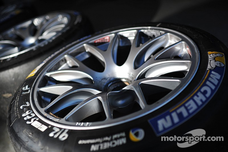 Michelin has a chance for first overall TUDOR Championship win