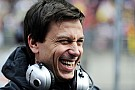Wolff 'advised' Verstappen to sign with Red Bull