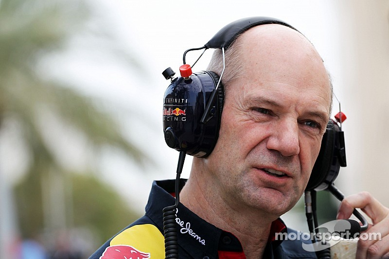 Red Bull won't replace me - Newey