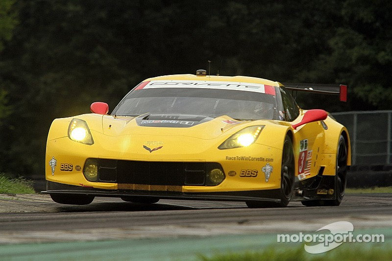 Taylor replacing Magnussen in No. 3 Corvette C7.R