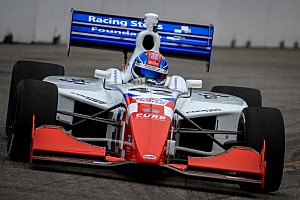 Indy Lights Race report Harvey sweeps Indy Lights as Chaves celebrates championship in California