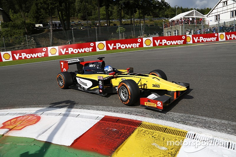 Palmer aims for return to winning ways at legendary Monza