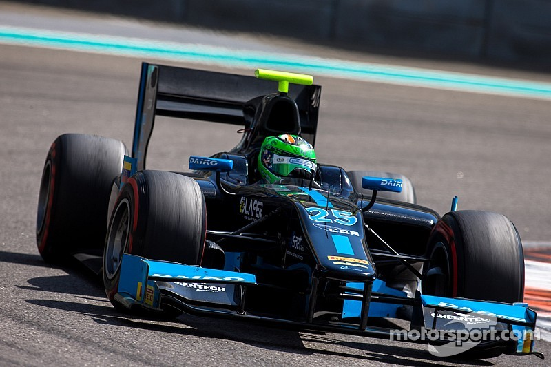 Conor Daly loses GP2 ride