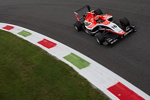 GP3 Race report Stoneman denies Lynn for superb win in Monza
