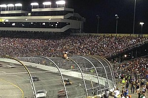 NASCAR Cup Breaking news Richmond fence-climber - What could have been is a scary thought