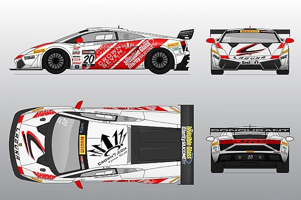 Andy Lee to make Pirelli World Challenge GT debut in Lamborghini Gallardo