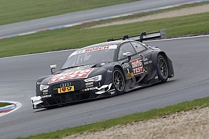 DTM Race report Timo Scheider clinches third place for Audi
