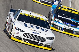 NASCAR Cup Commentary Sunday's race was a microcosm of the Chase